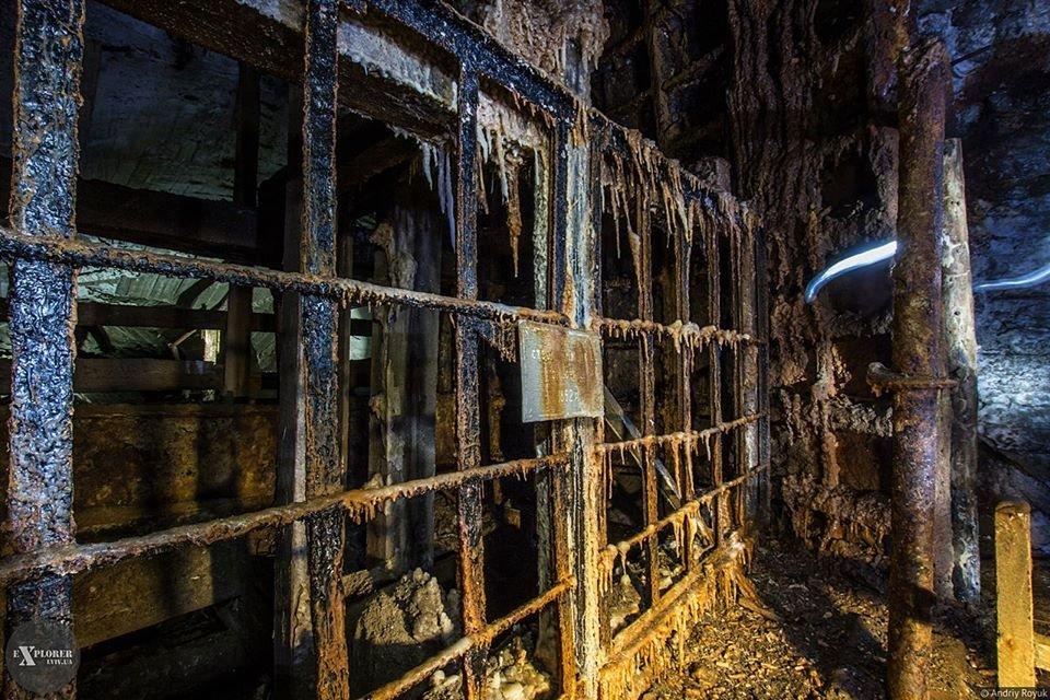 Стебницька шахта вражає: Фотоогляд підземної краси , фото-3, Фото - Назар Середницький