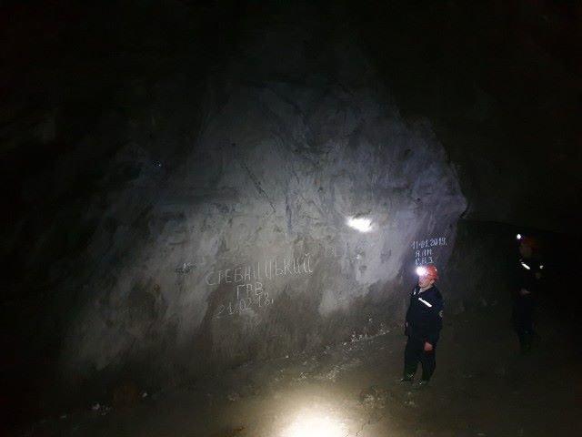 Стебницька шахта вражає: Фотоогляд підземної краси , фото-11, Фото - Назар Середницький