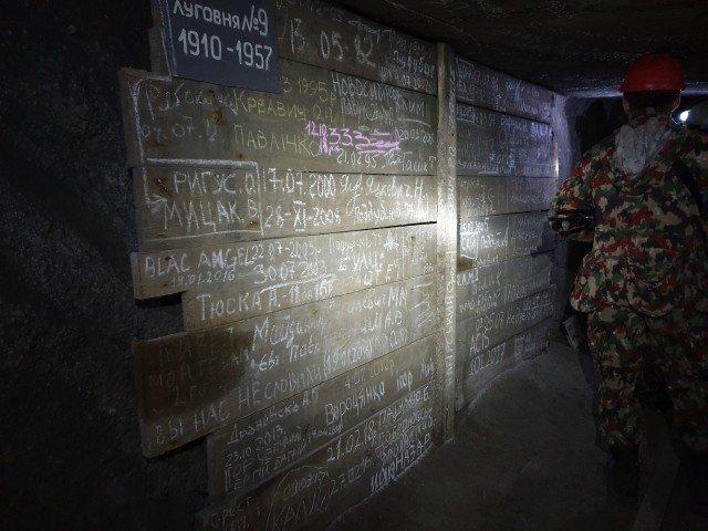 Стебницька шахта вражає: Фотоогляд підземної краси , фото-10, Фото - Назар Середницький