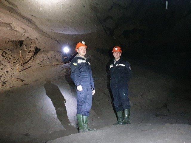 Стебницька шахта вражає: Фотоогляд підземної краси , фото-8, Фото - Назар Середницький