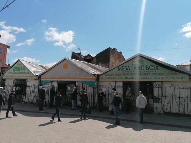 У Трускавці відкриватимуть продуктовий ринок, а у Дрогобичі запрацював овочевий, фото-2, фото - Дрогобицька міська рада