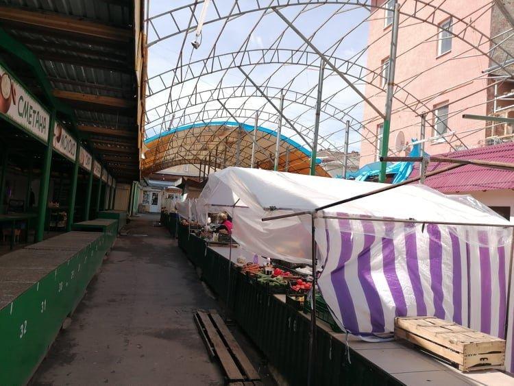 У Дрогобичі відновлюють роботу молочної частини ринку, фото-1, фото - Дрогобицька міськрада