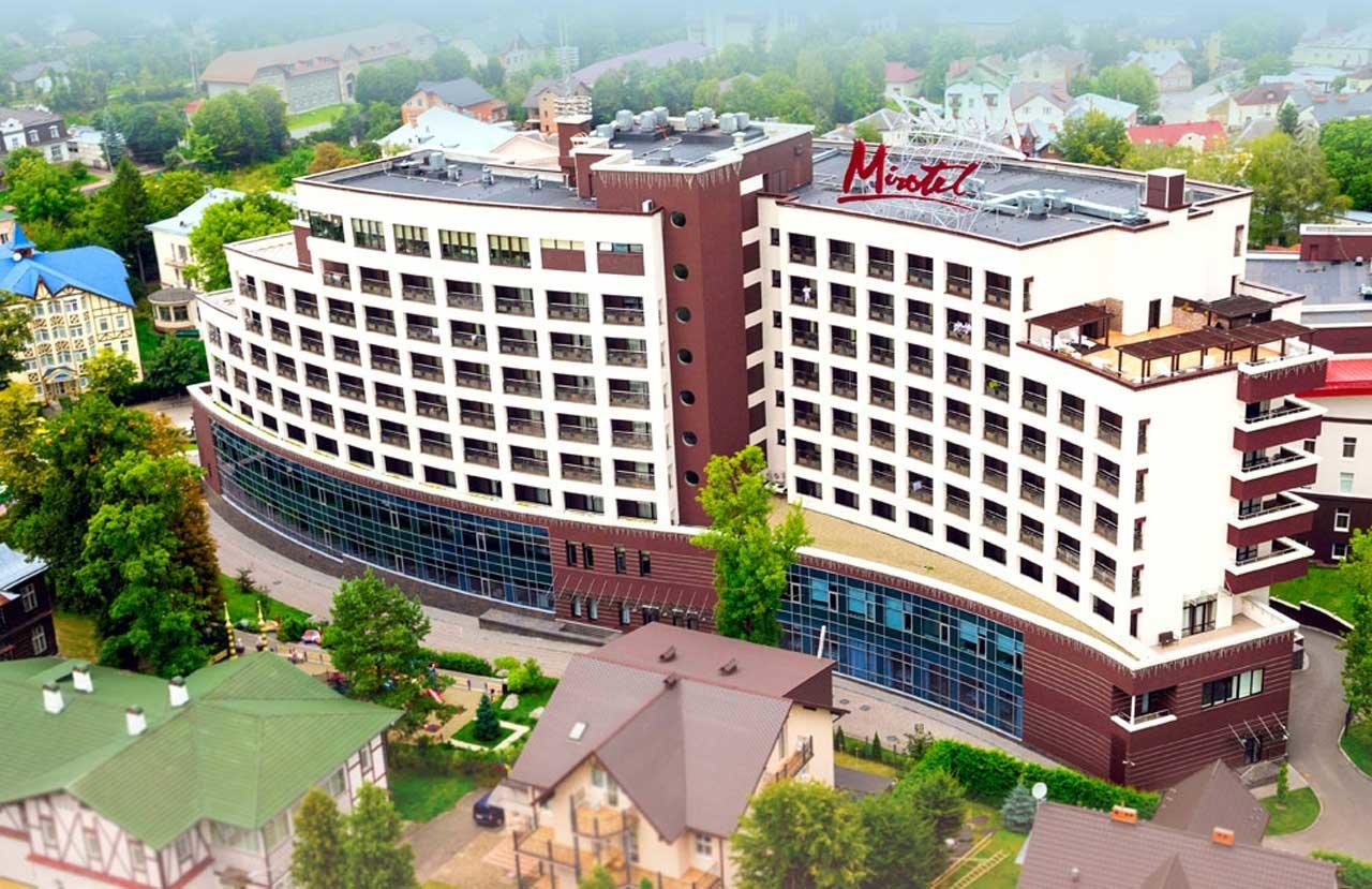Готельний комплекс у Трускавці  відновить свою роботу з 1 червня, фото-2