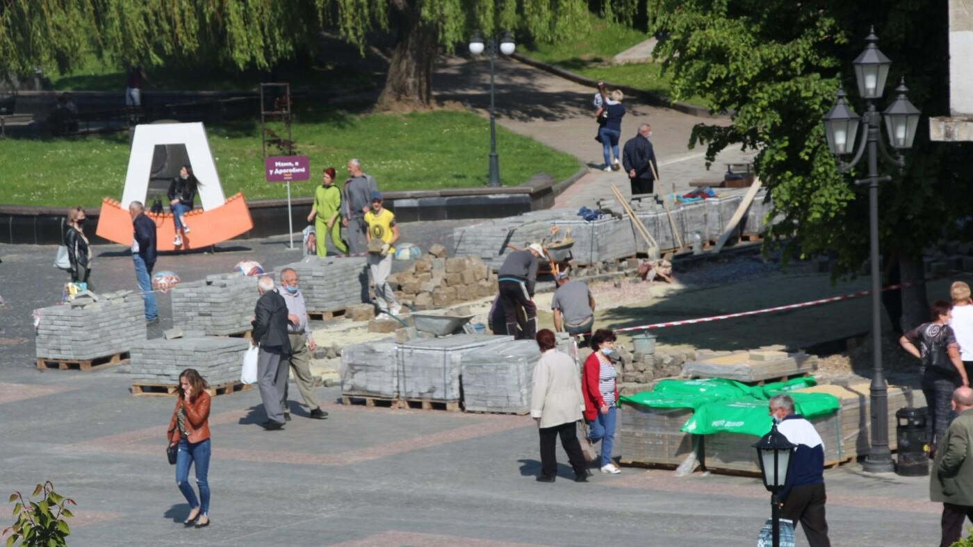 У Дрогобичі ремонтують вулиці: Огляд робіт. Фото, фото-1, фото - Дрогобицька міськрада