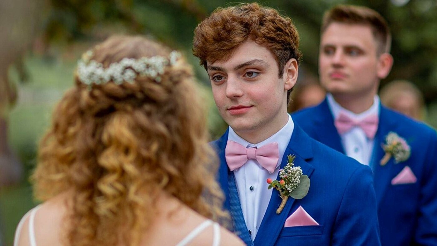 18-річному хлопцю залишилось жити декілька місяців: Зворушливі фото з весілля, фото-4