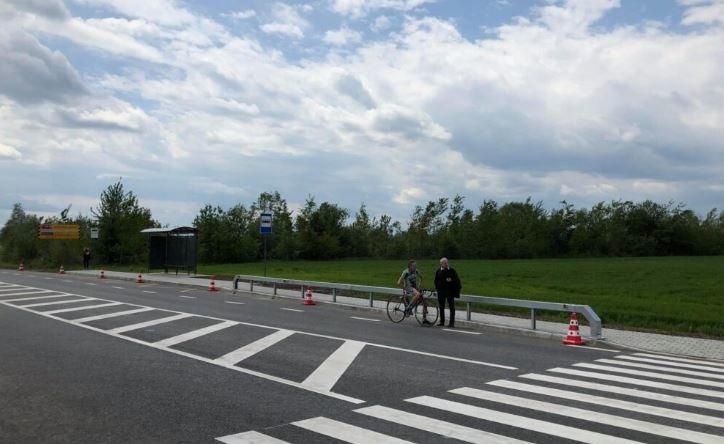 Офіційно відкрили відремонтовану дорогу Львів-Пустомити-Меденичі , фото-2, фото - Galnet