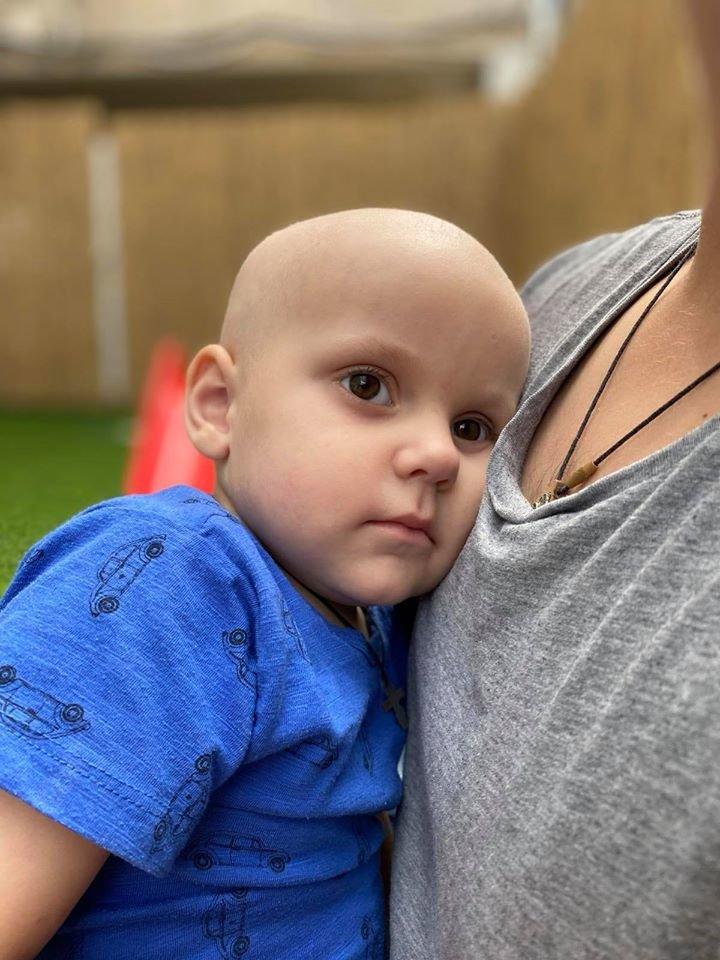 Владислав Копач із Борислава потребує допомоги: у хлопчика діагностували злоякісну пухлину, фото-1