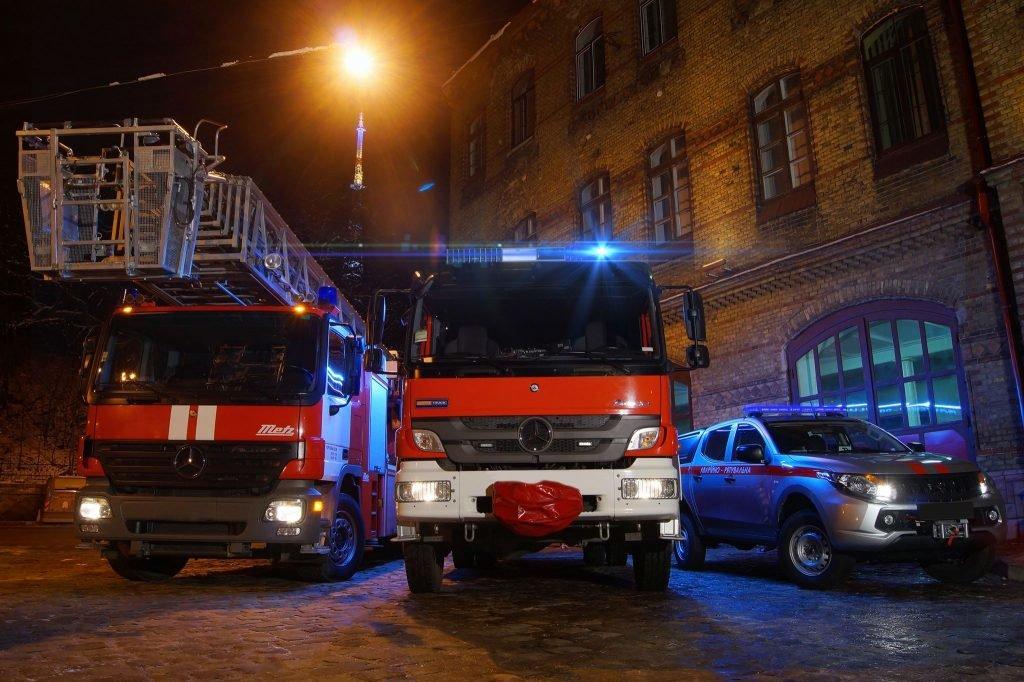 У Бориславі 70-річна жінка зачинилась у квартирі й потребувала медичної допомоги, фото-1, фото - Головне управління ДСНС України у Львівській області
