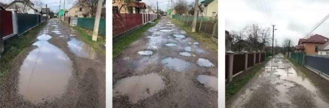 У Дрогобичі на ремонт вулиці мешканці самостійно зібрали 200 тис. грн, фото-1