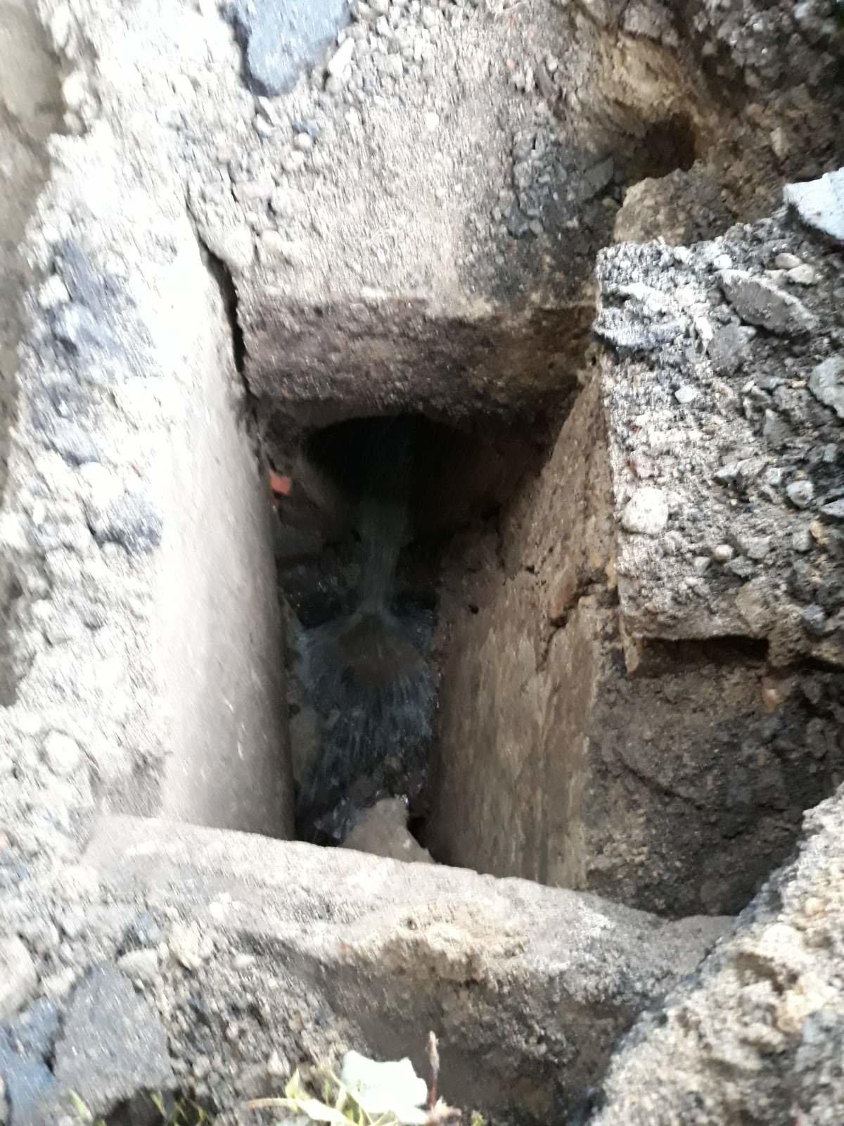 У Дрогобичі віднайшли каналізаційний колодязь-склепіння часів польського періоду, фото-1, фото - Дрогобицька міськрада