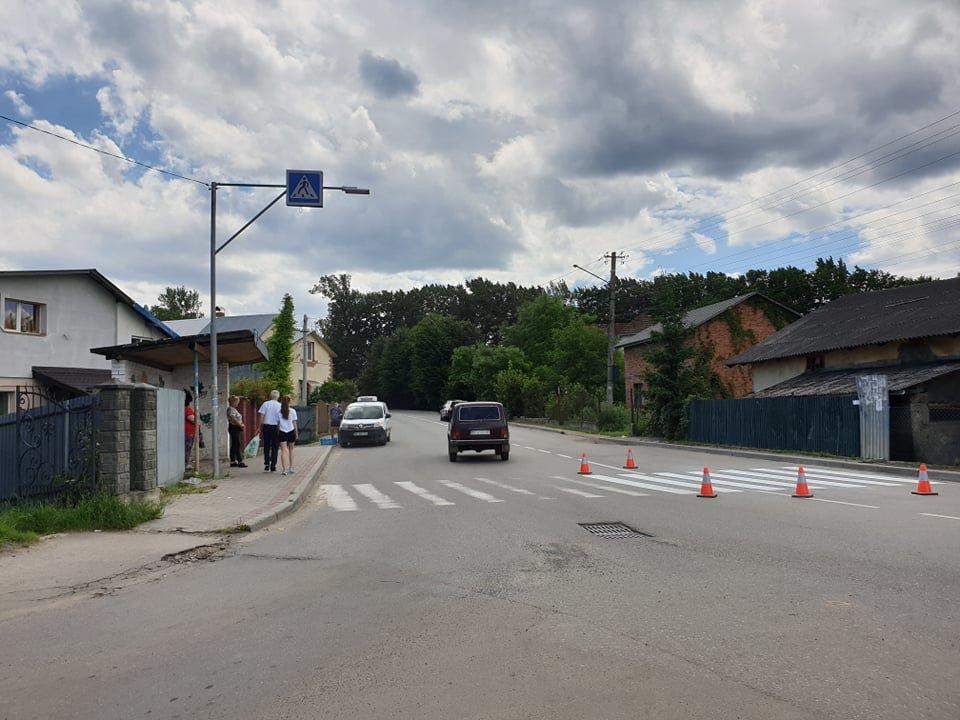 У Бориславі оновлюють пішохідні переходи (Фото), фото-5, фото - Бориславська міська рада