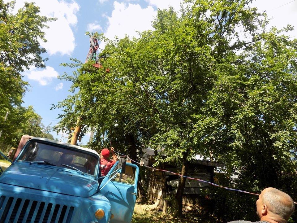 На одній із вулиць Борислава встановлять перше освітлення, фото-2, фото - Бориславська міська рада