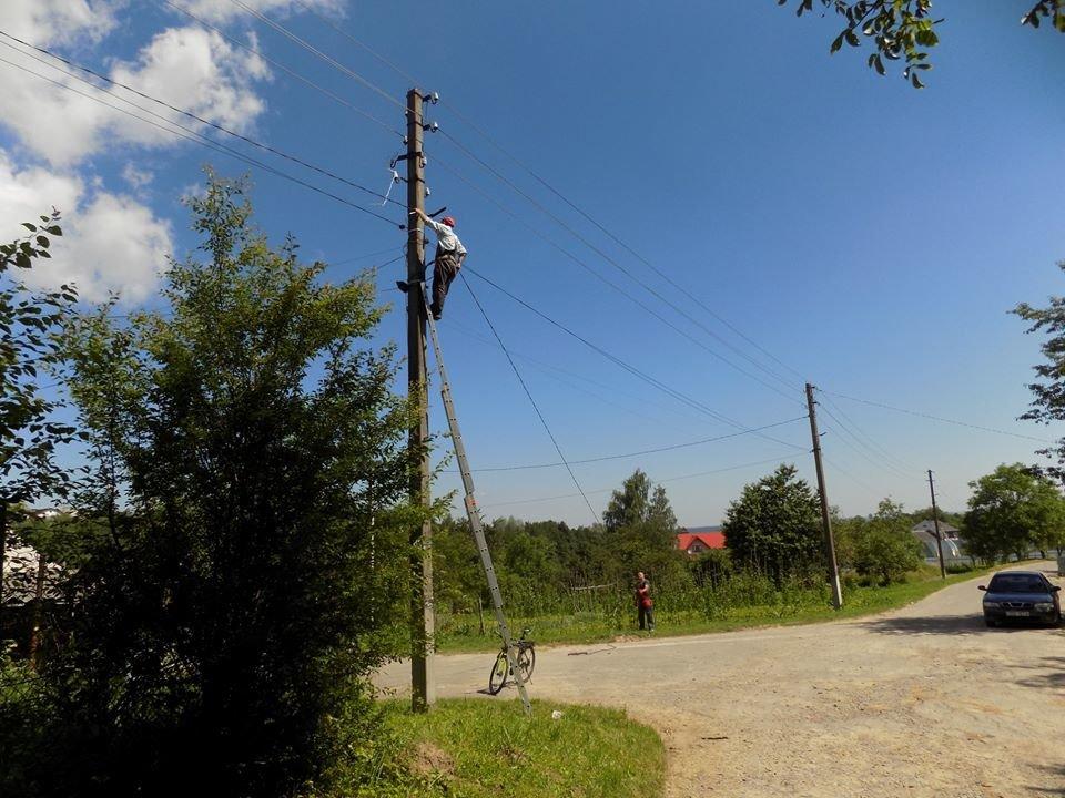 На одній із вулиць Борислава встановлять перше освітлення, фото-1, фото - Бориславська міська рада