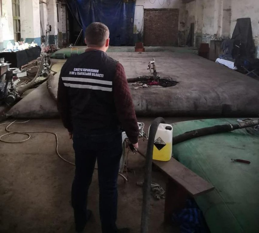 Біля Стрия виявили незаконне «нафтове родовище»: фото з місця, фото-6