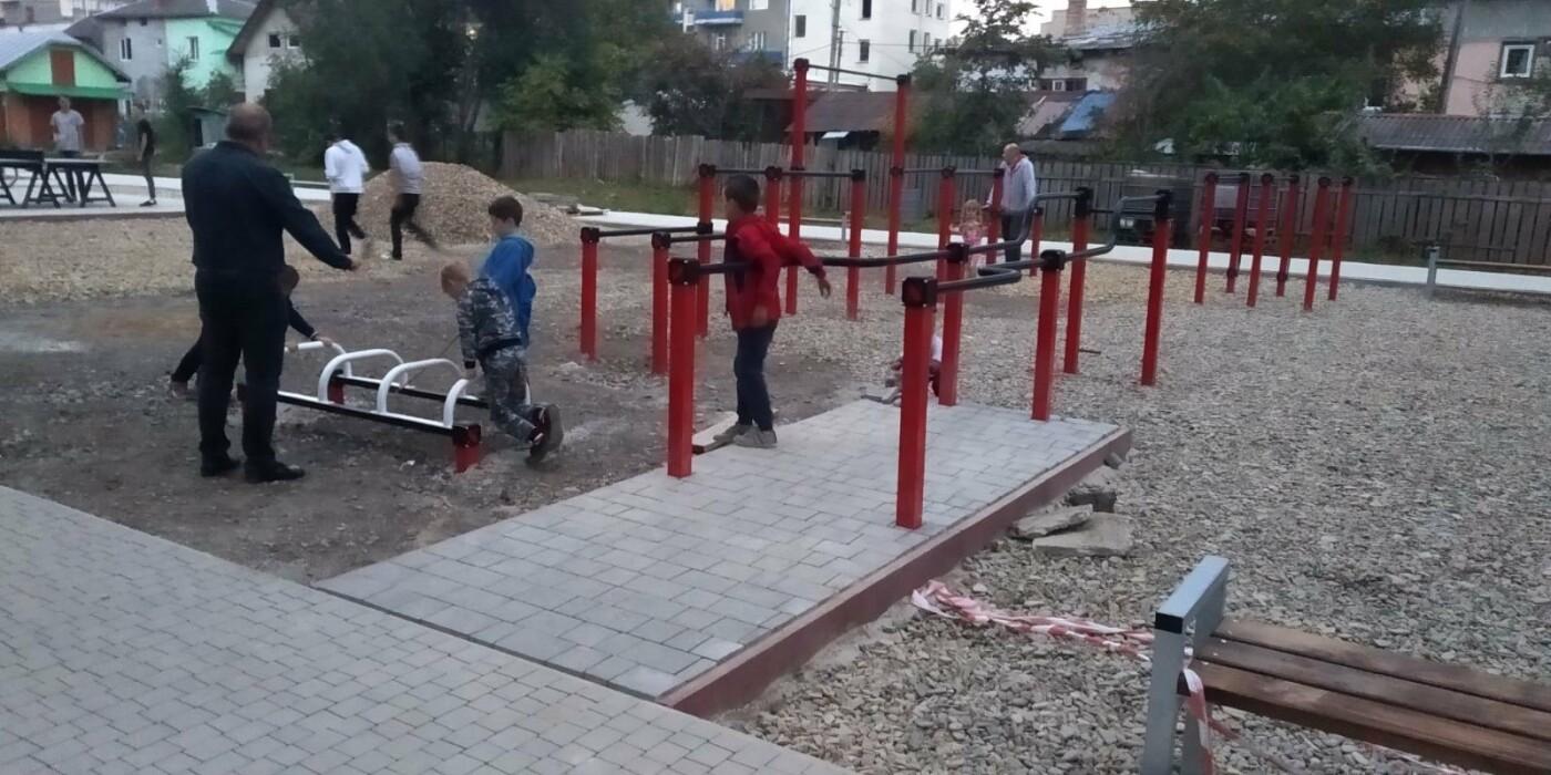 У Бориславі оголосили збір пожертв на облаштування входу на спортмайданчик, фото-3