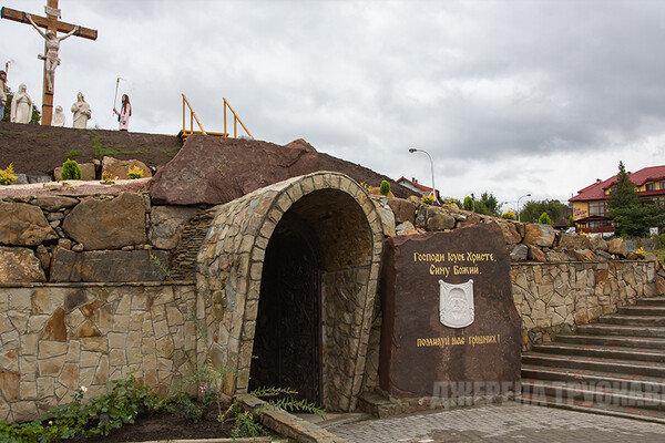 У Трускавці відкрили копію Гробу Господнього: фото з місця, фото-4