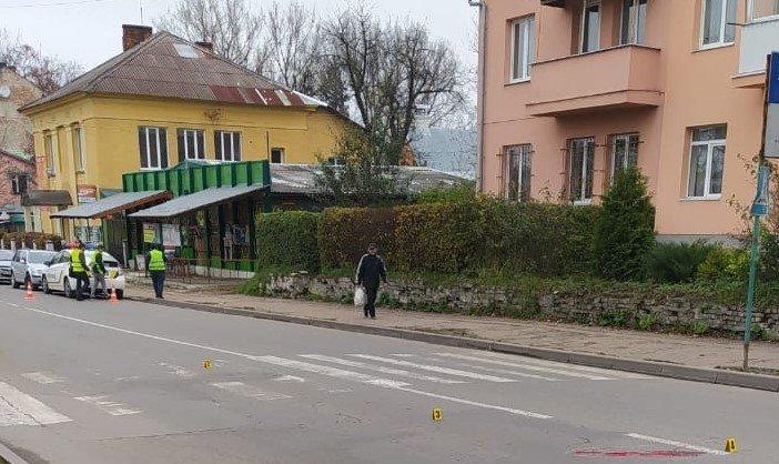 У Дрогобичі маршрутка на пішохідному переході насмерть збила 13-річну дитину, фото-1