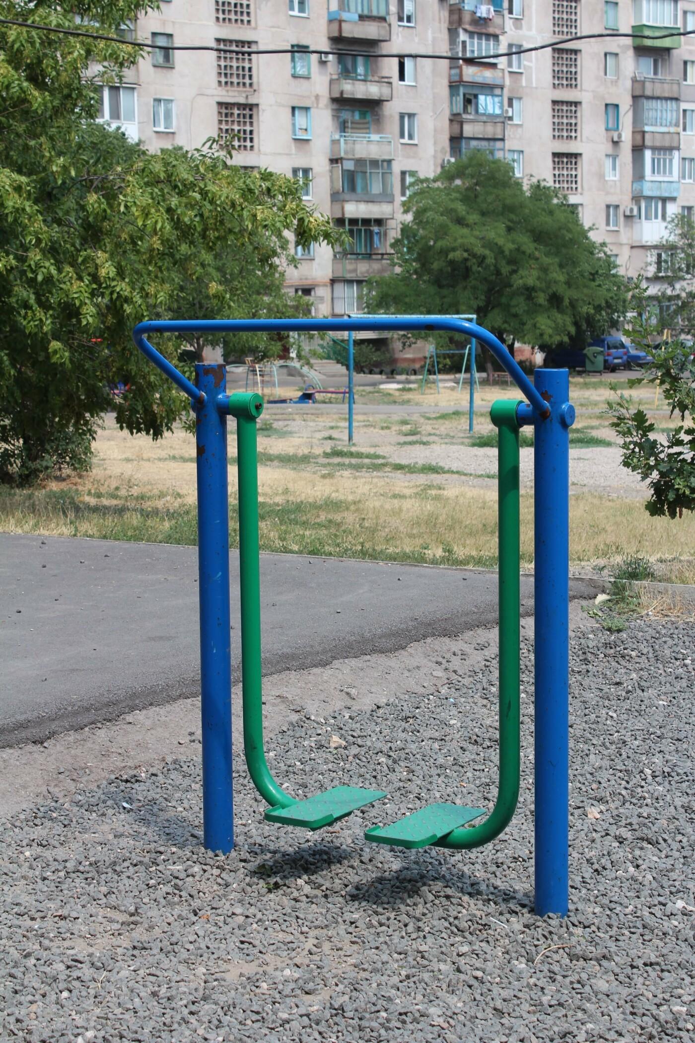 Наші діти – наше майбутнє. Облаштування дитячих і спортивних майданчиків у вашому місті  , фото-8