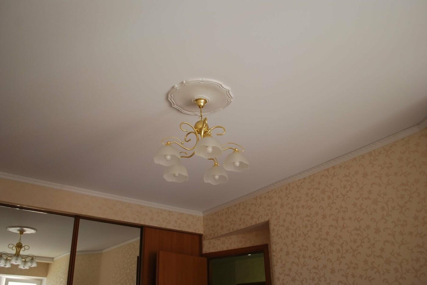 Натяжні стелі: плюси та мінуси такого рішення для квартири, фото-1