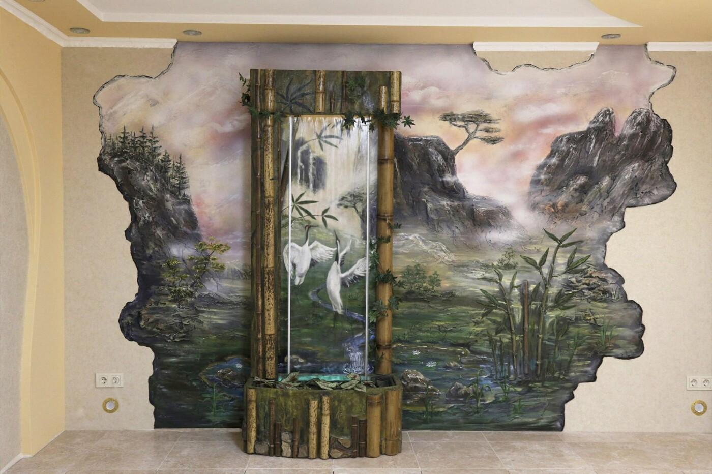 Сучасний розпис стін, Дизайн-студія Романа Москаленка